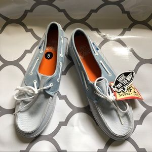 Vans Chauffette Surf Siders Shoes NWT